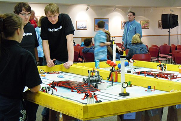 4-H Robotics and Science Clubs