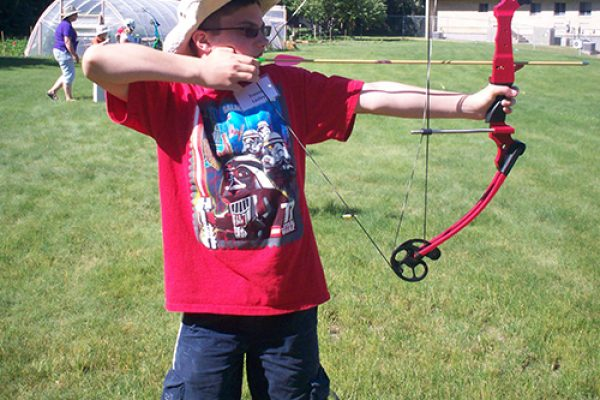 4-H Archery and Shooting Sports